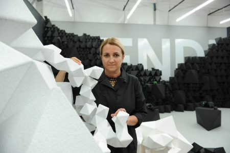 Estilista Silvia Venturini Fendi