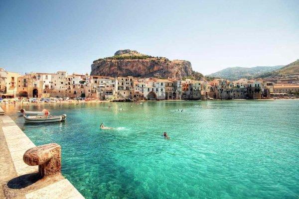 sicília, ilha paradisíaca na itália