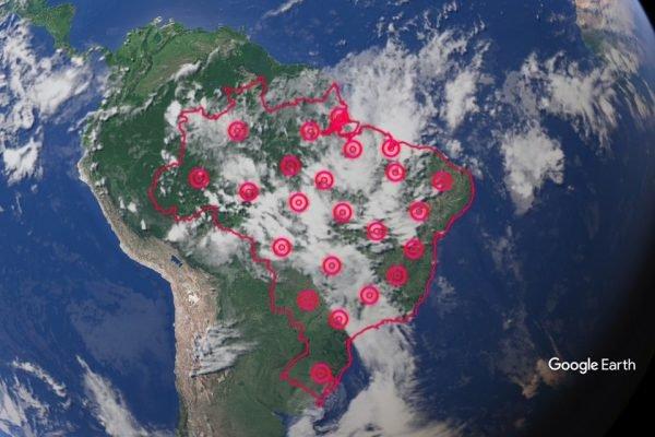 mundo-coronavírus brasil