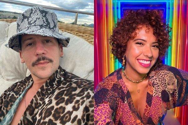 Caio Braz e Carla Lemos, influenciadores
