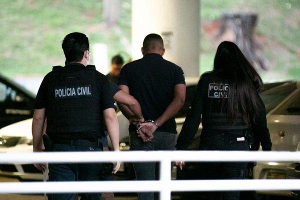 Homem preso pela PCDF