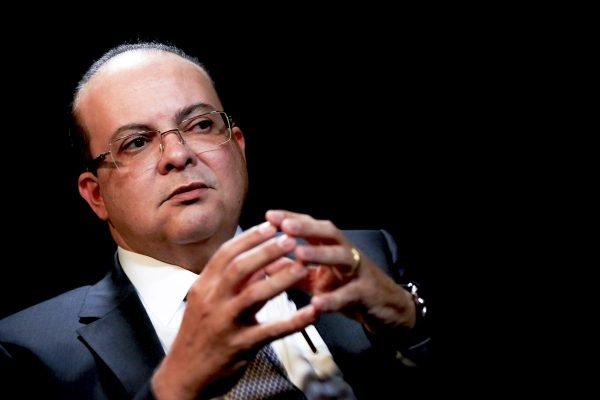 Governador do DF, Ibaneis Rocha