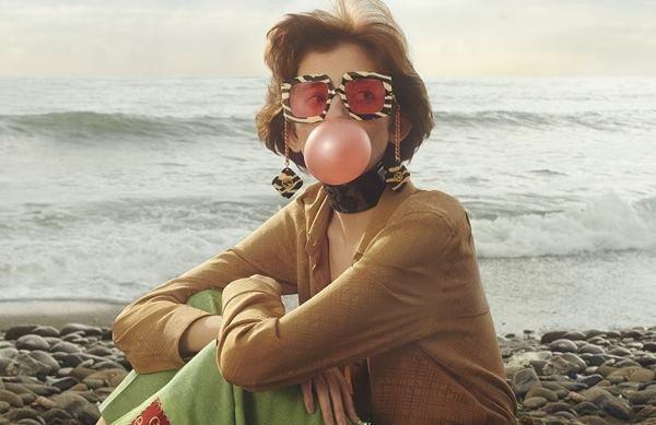 Óculos verão 2020 Gucci