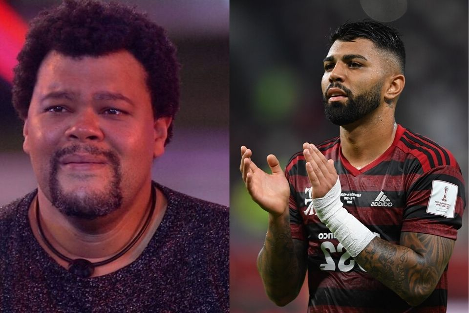 Babu do BBB20 e Gabigol do Flamengo