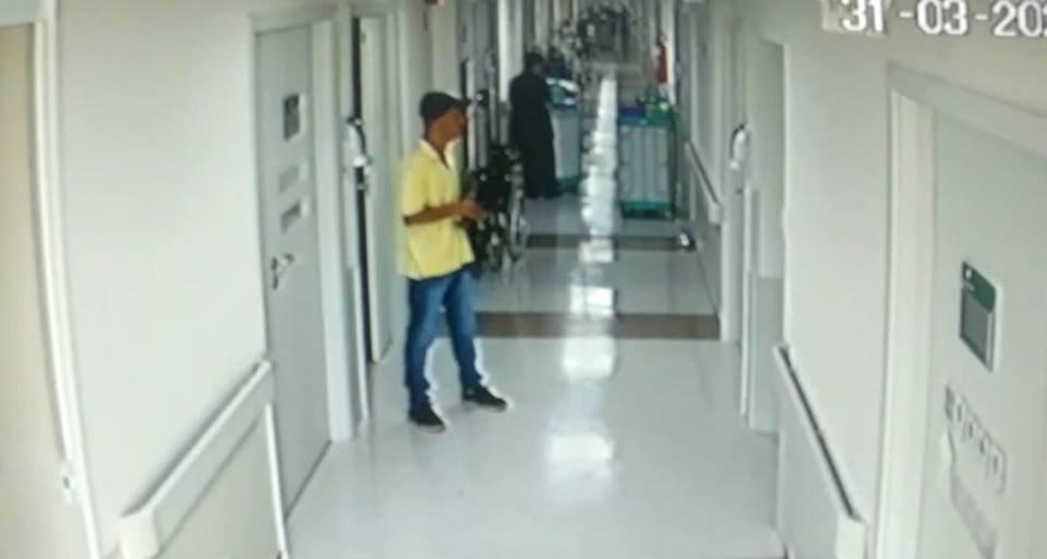 Homem ataca clínicas no DF