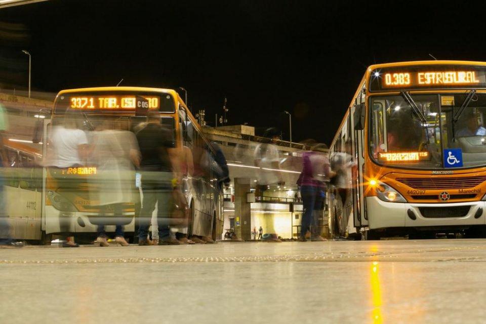 Ônibus no DF