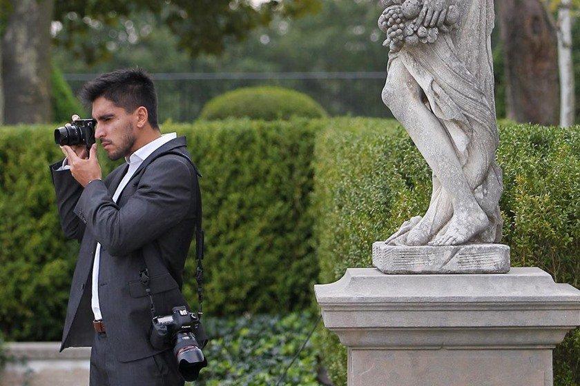 Fotógrafo Plínio Ricardo