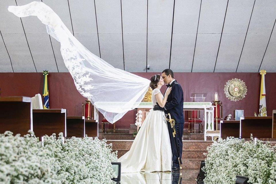 Foto de casamento tirada por Monjardim Noleto