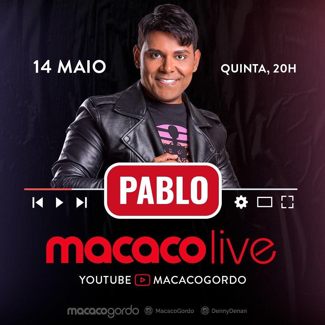 Pablo - Live