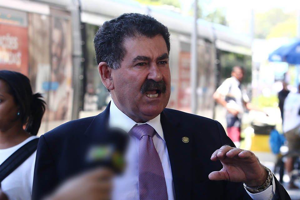 Ex-Deputado Paulo Melo