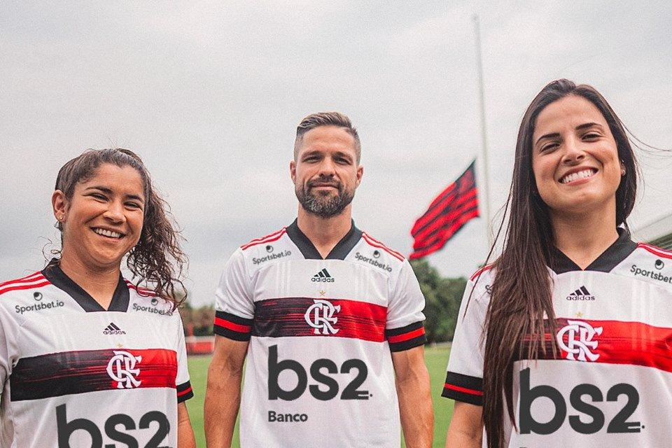 Flamengo acerta patrocínio master com o Banco de Brasília
