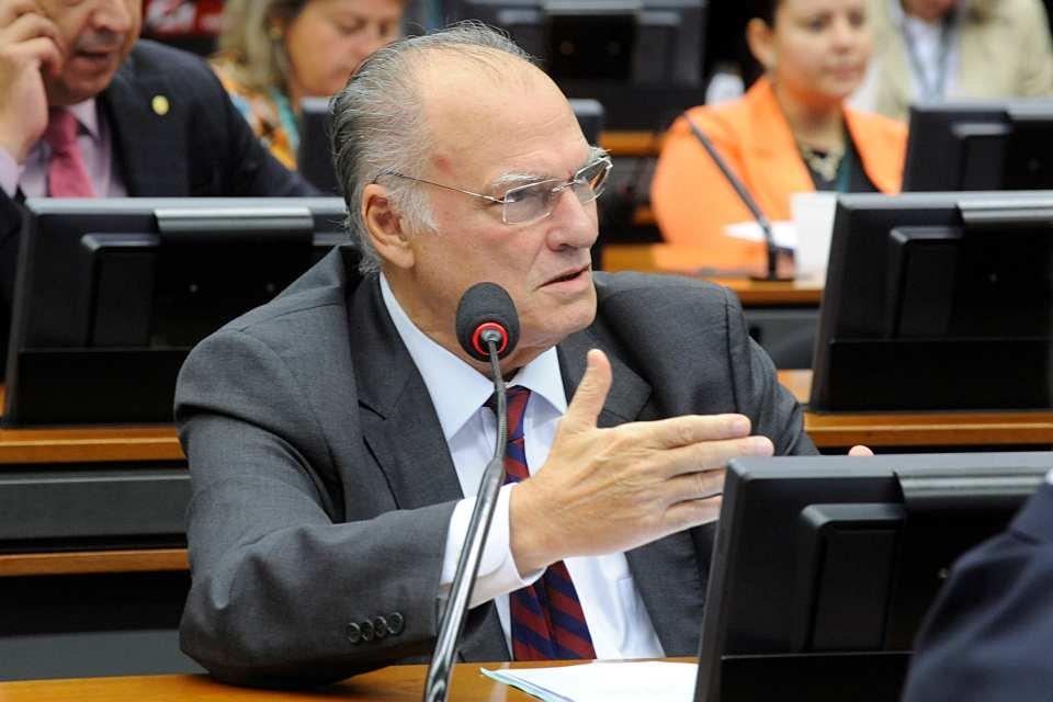 Roberto Freire, presidente do Cidadania
