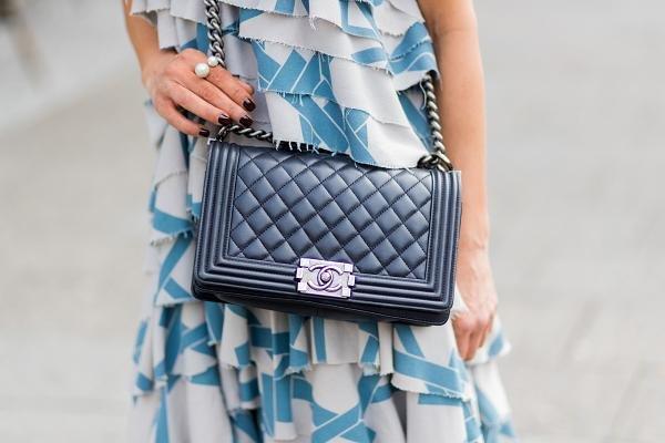 Chanel Bag Boy