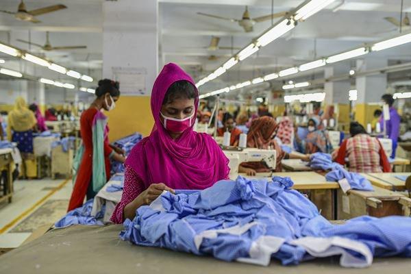 Confecção em Bangladesh
