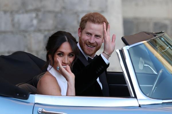 Meghan Markle usa anel que era de Diana
