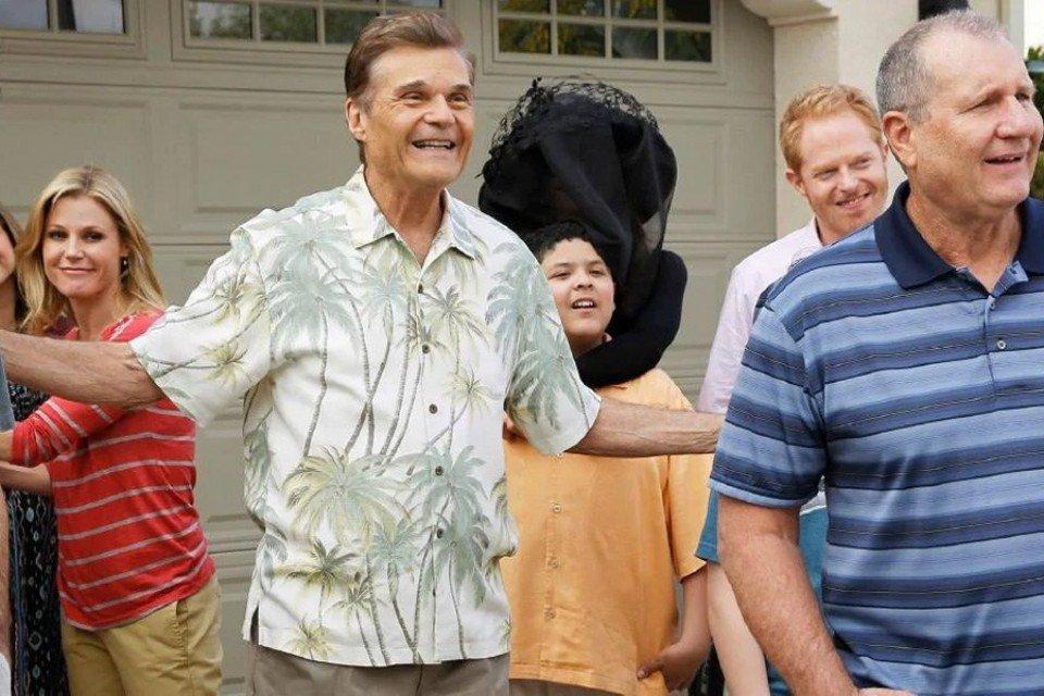 Fred Willard em Modern Family