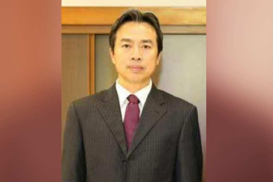 Embaixador chinês em Israeel Du Wei