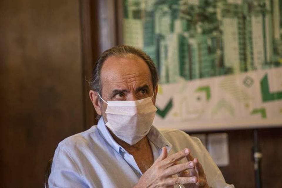 Alexandre Kalil, prefeito de BH