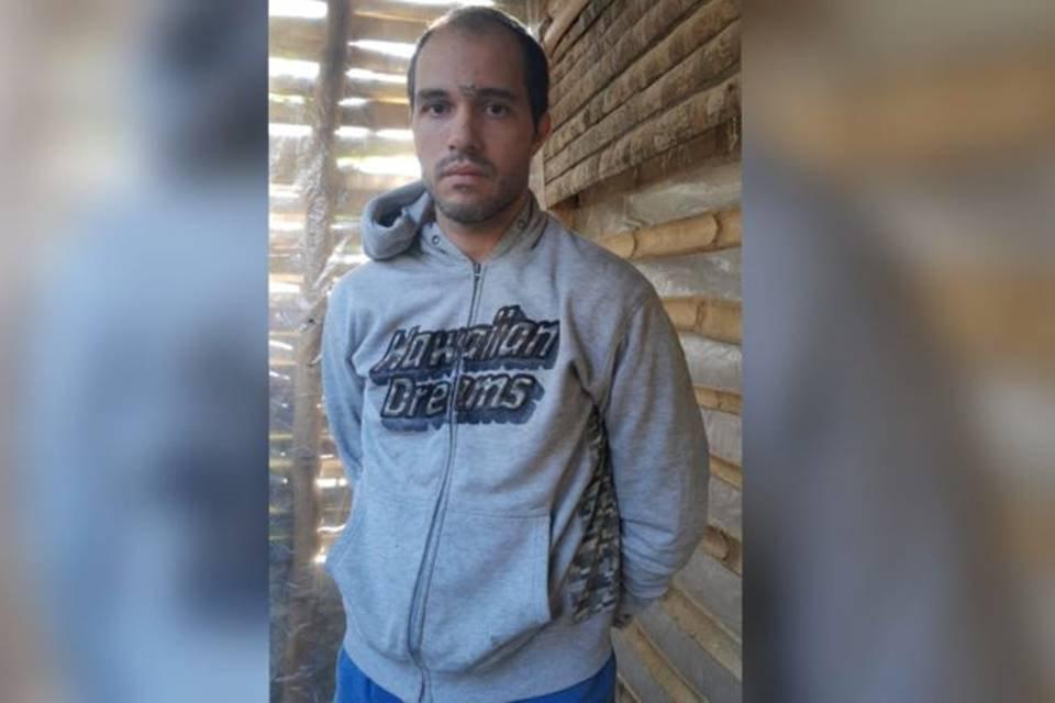 Rafael Fernandes, assassino da miss Manicoré