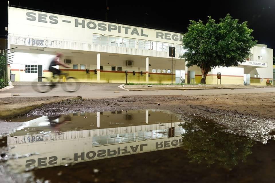 Construcción del Hospital Regional Gamma (HRG)