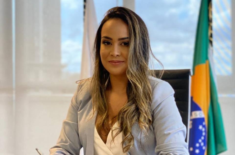 Fabiana Di Lúcia é a nova secretária de Empreendedorismo do DF