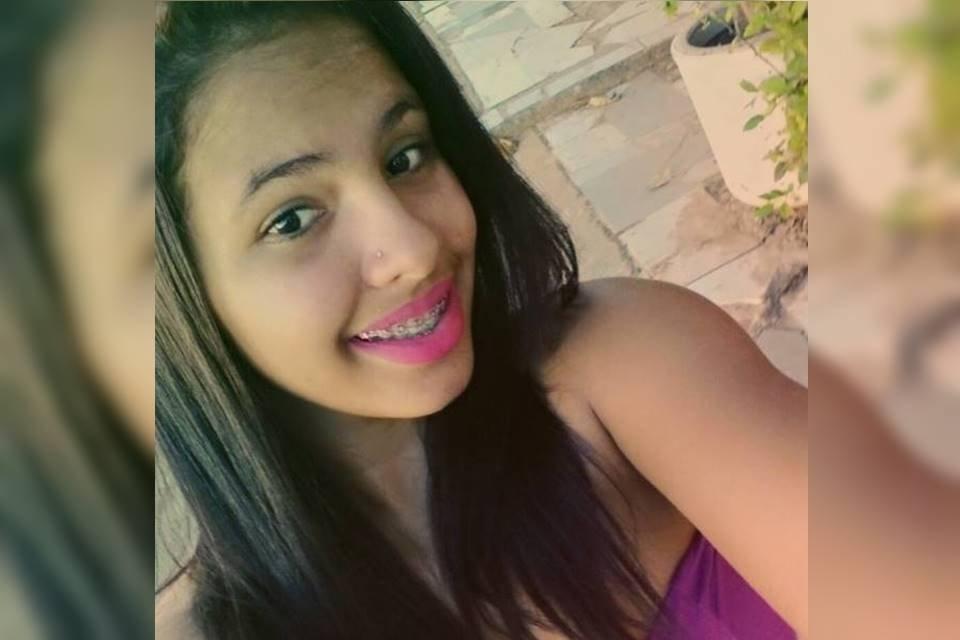 Anna Alessandra, jovem morta em Cuiabá