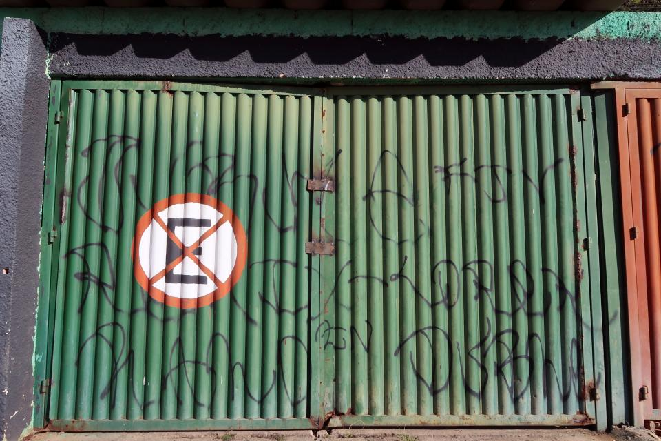 Kartódromo do Guará teve os portões soldados