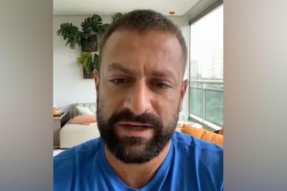 Italo Marsili, cotado para assumir o Ministério da Saúde