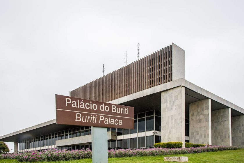 Palácio do Buriti