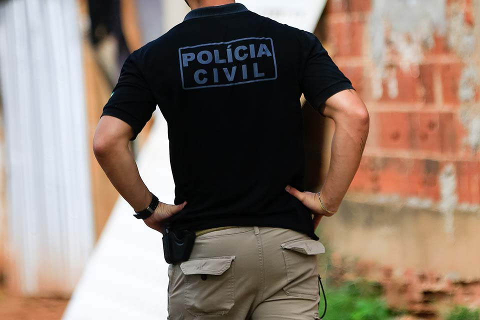Policial civil do DF