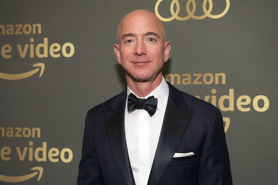 Jeff Bezos Tagesverdienst