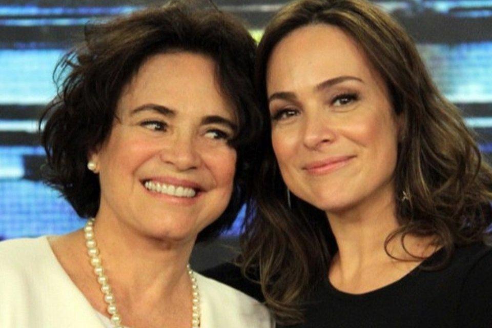 Gabriela Duarte e Regina Duarte capa