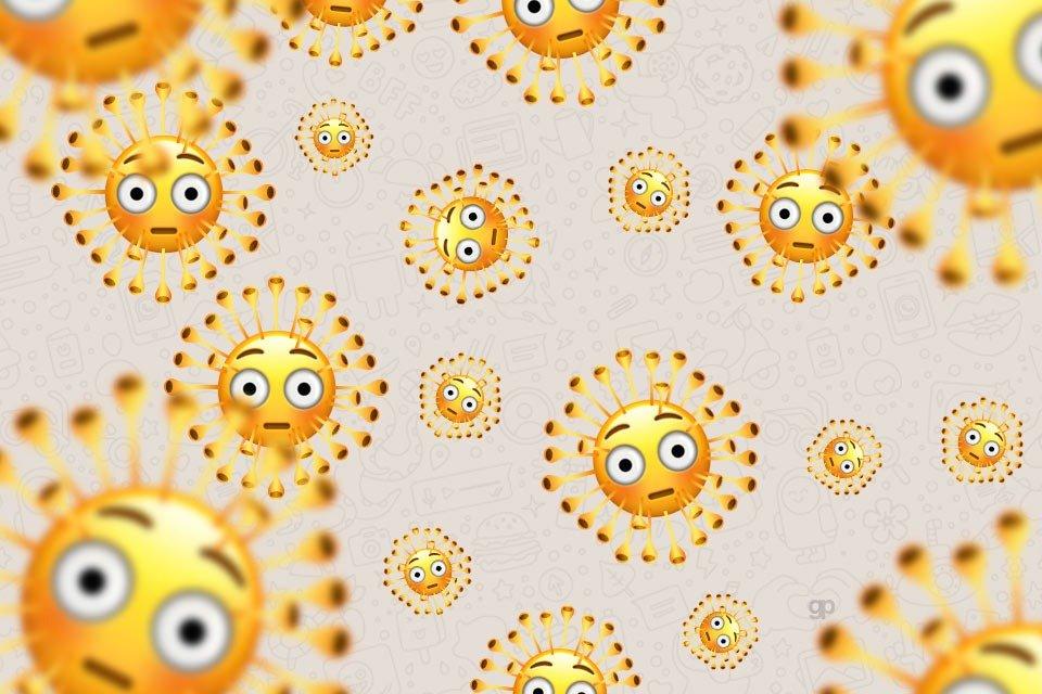 Emoji Coronavirus