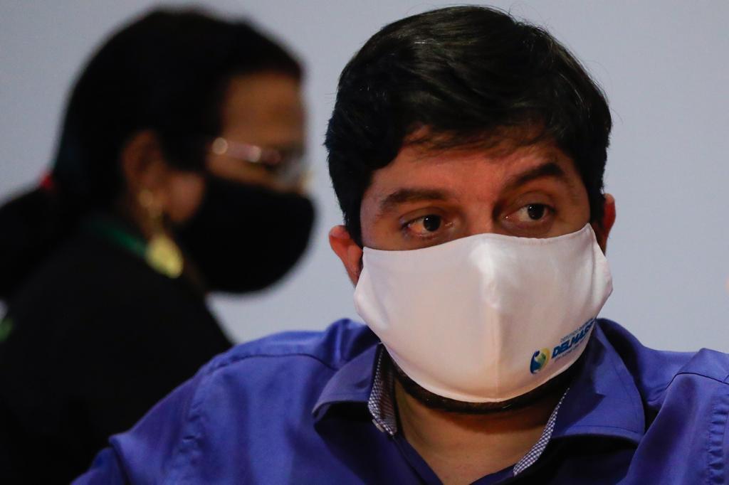 Deputado Rodrigo Delmasso registra BO após ter página do Face hackeada