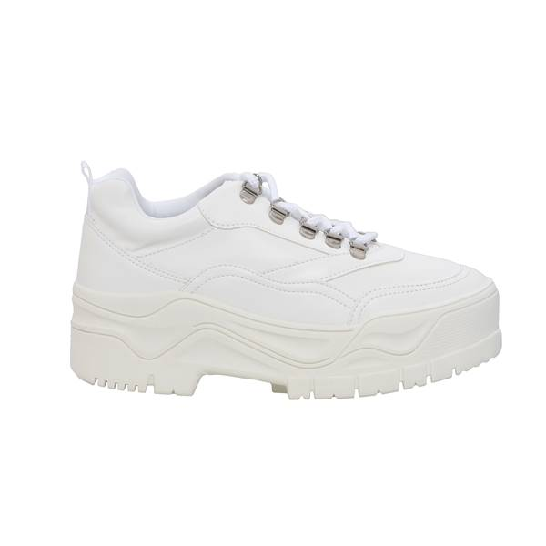 tênis chunky branco