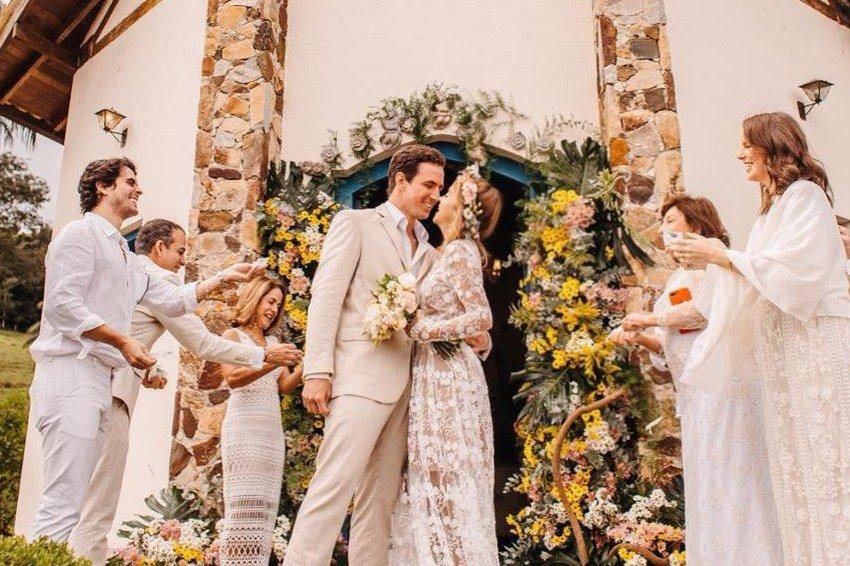 Casamento Lucas Foresti e Luiza Vidal