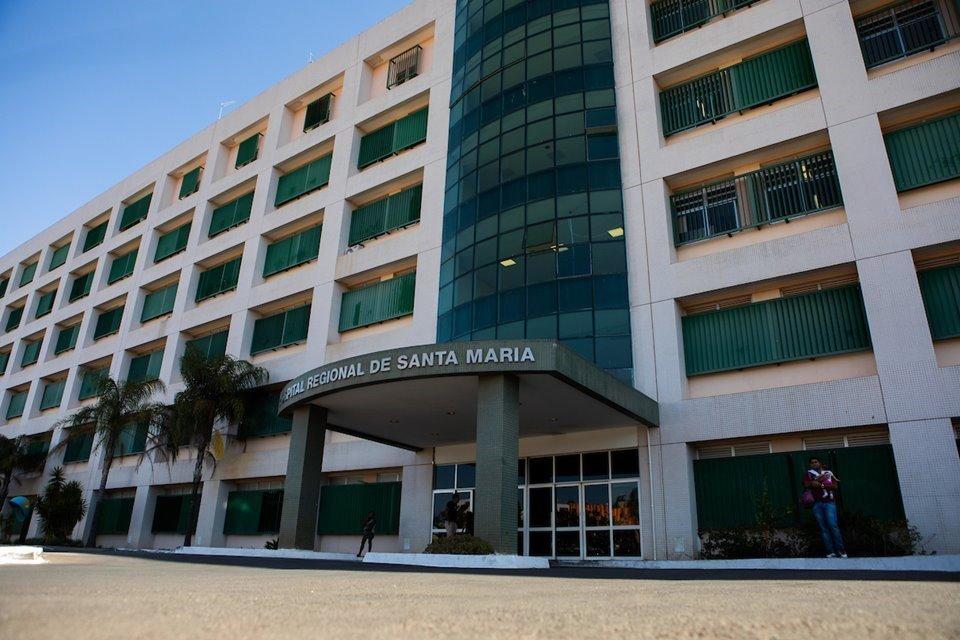 Fachada hospital Santa Maria