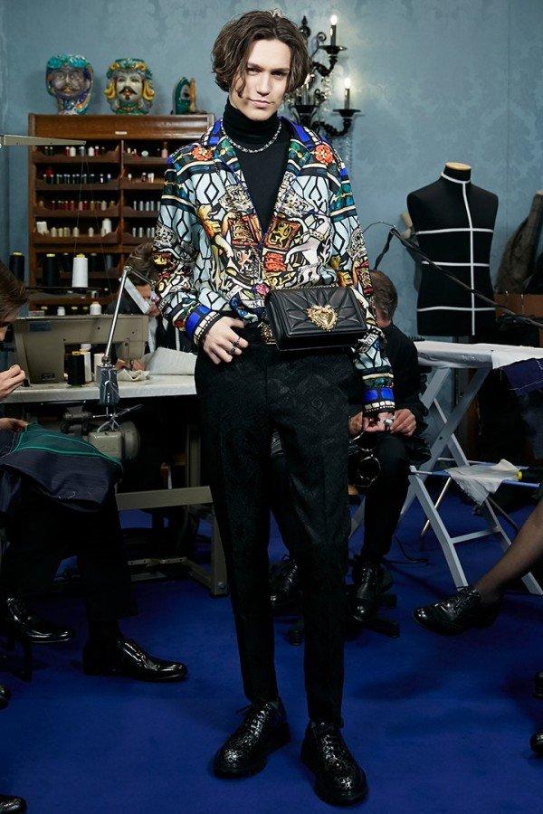 Chase Hudson Dolce & Gabbana