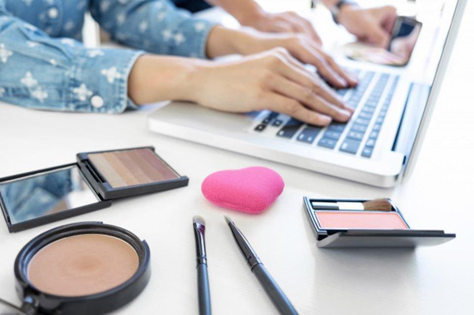 maquiagem e tecnologia