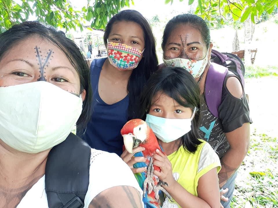 Povos indígenas e coronavírus