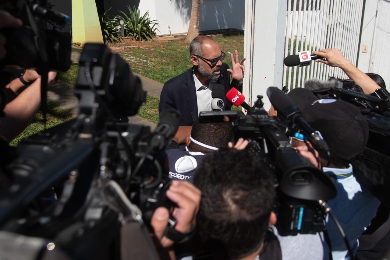 """Allan dos Santos dispara contra Moraes: """"Maior ataque na história"""""""