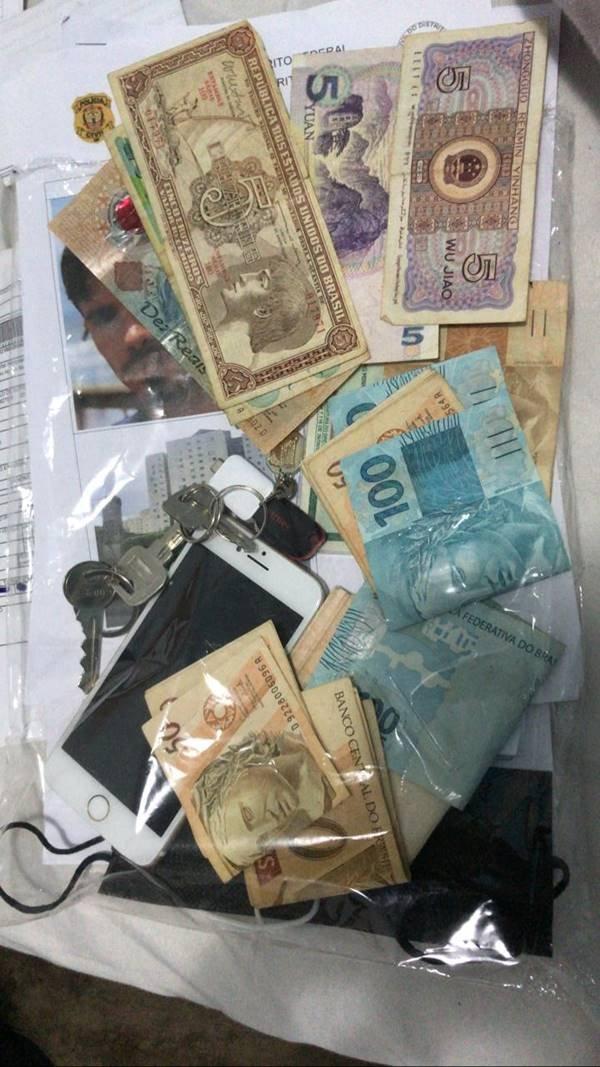 Operação contra organização criminosa especializada em furtar e roubar residências de famílias chinesas radicadas no Brasil