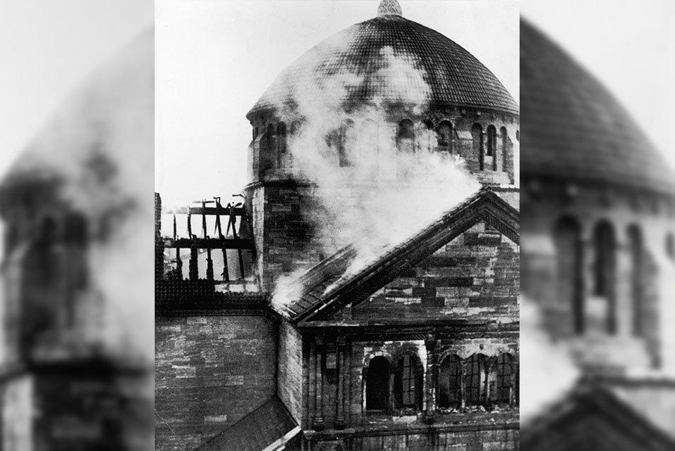 Noite dos Cristais na Alemanha Nazista