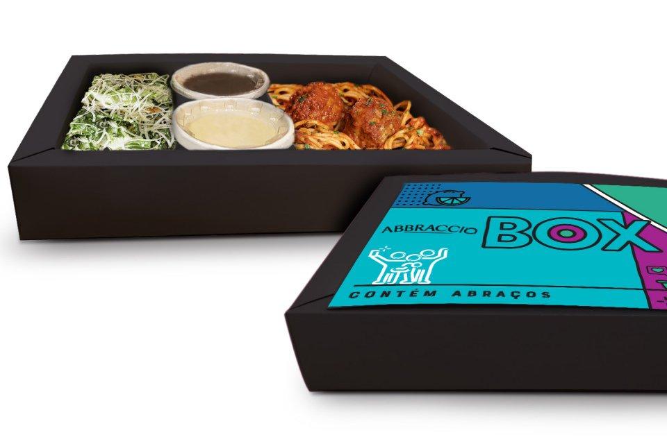 Abbraccio box