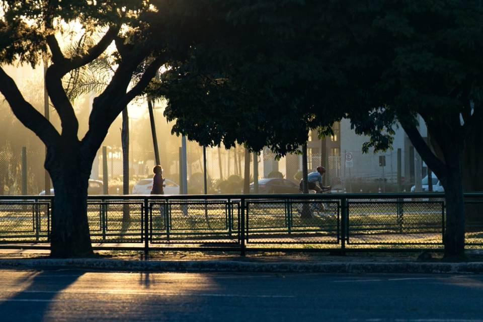 Reabertura dos parques no DF durante a pandemia de coronavírus