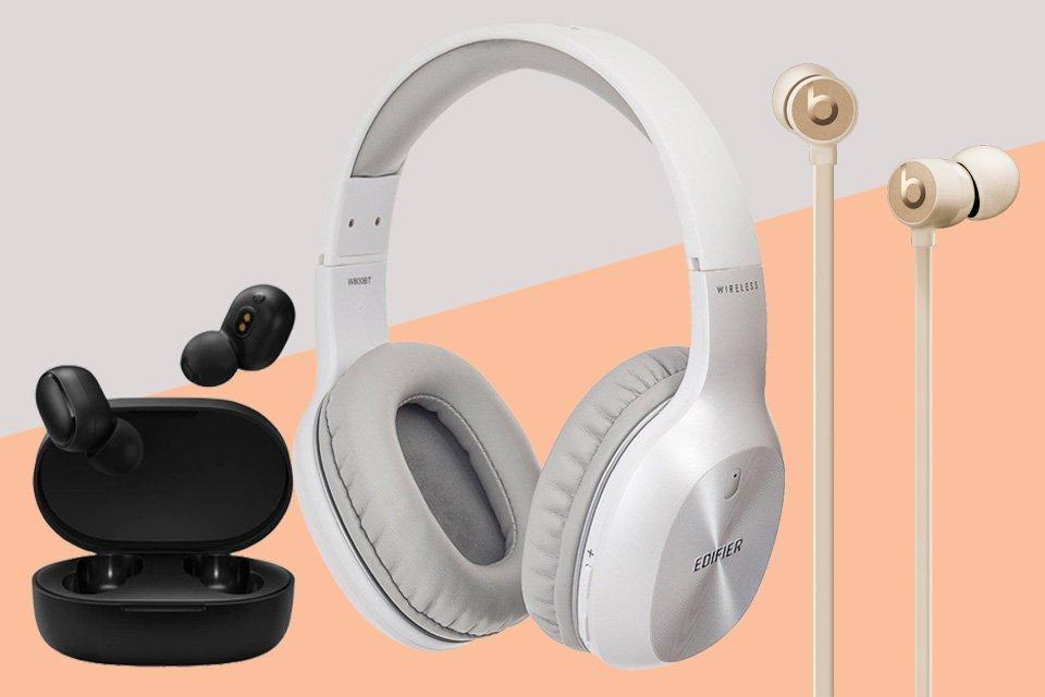 Melhores fone de ouvido