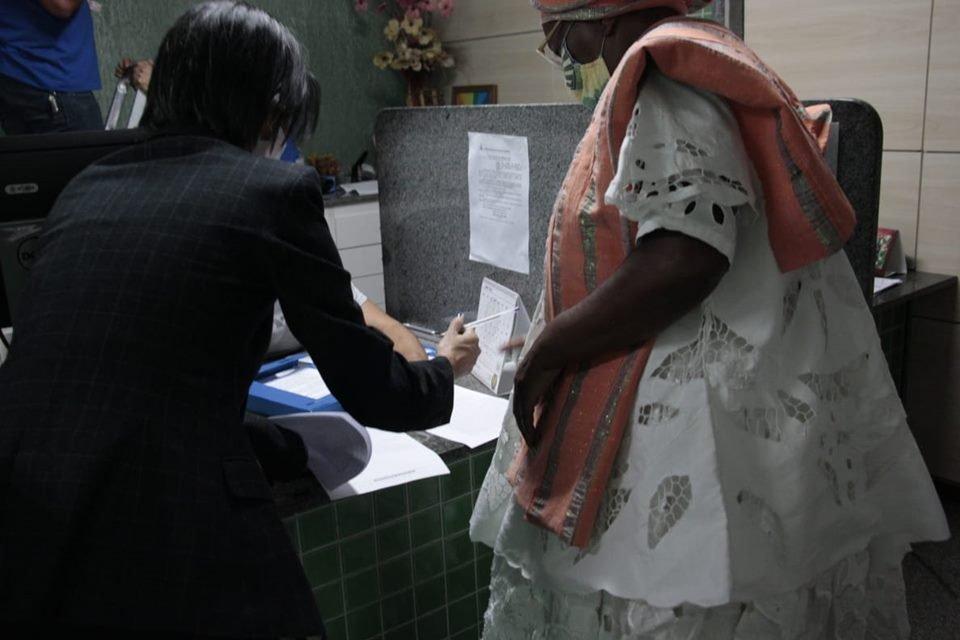 mãe de santo registra boletim de ocorrência contra presidente da Fundação Palmares