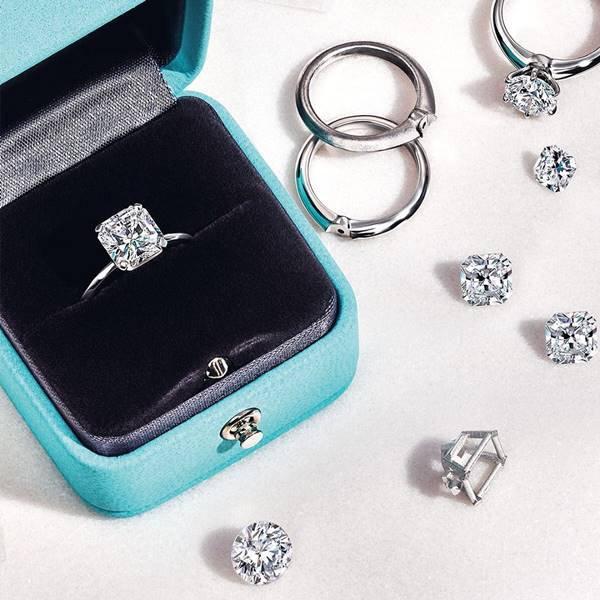 joias da Tiffany