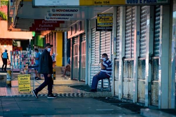 Medidas restritivas de comércio em Ceilândia por causa do novo coronavírus