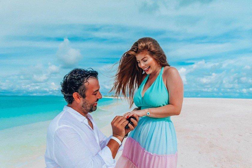 Marco Aurélio Freitas e Nadia Yusuf